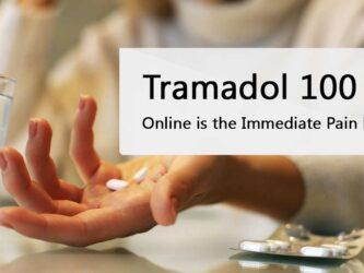 tramadol immediate pain reliever